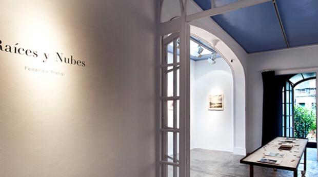Exhibition Raices y Nubes